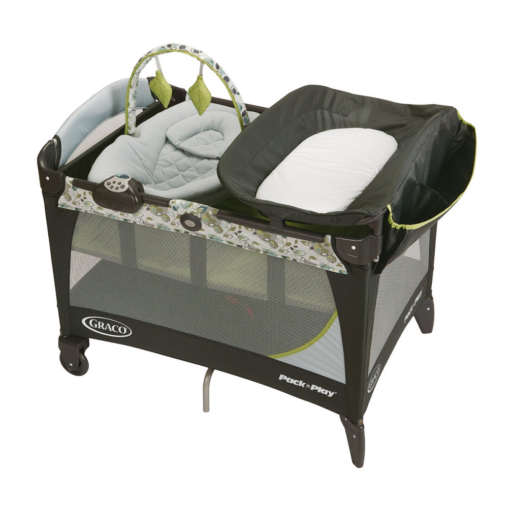 Graco Newborn Napper Pack N Play Deluxe - Top Reviews ...