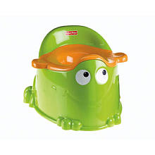Fisher Price Green Froggy Potty