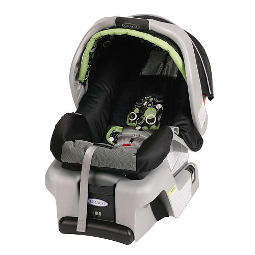 Graco Snugride Infant Car Seat Top Key Info